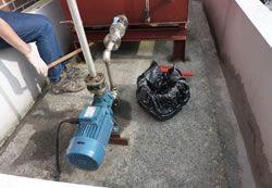 Oil storage tank in need of bund lining services