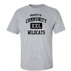 Community High School - West Chicago, IL   Men's T-Shirts Start at $21.97