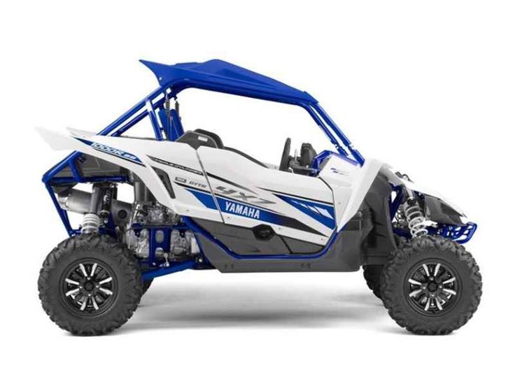 New 2017 Yamaha YXZ1000R SS Team Yamaha Blue ATVs For Sale in North Carolina. 2017 Yamaha YXZ1000R SS Team Yamaha Blue, 2017 Yamaha YXZ1000R SS Team Yamaha Blue GRAB A GEAR The new YXZ1000R SS puts pure sport performance at your fingertips with an all-new 5-speed sequential Sport Shift (SS) transmission with automatic clutch. Features may include: All-New Yamaha Sport Shift 5-Speed Sequential Shift Transmission Yamaha breaks new ground with Yamaha Sport Shift, a sequential 5-speed manual…
