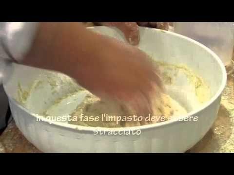 L'impasto - YouTube  Pizza di Bonci con licoli