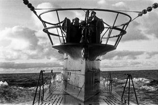 U-Boats ~ U-96 on the Bridge Tower ~ The boat - The photographs of Lothar-Günther Buchheim ~ BFD