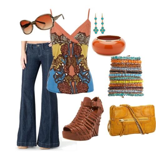 Modern Hippie/Modern 70s