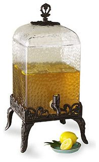 Vintage-Style Beverage Dispenser - traditional - food containers and storage - other metro - by Ross-Simons