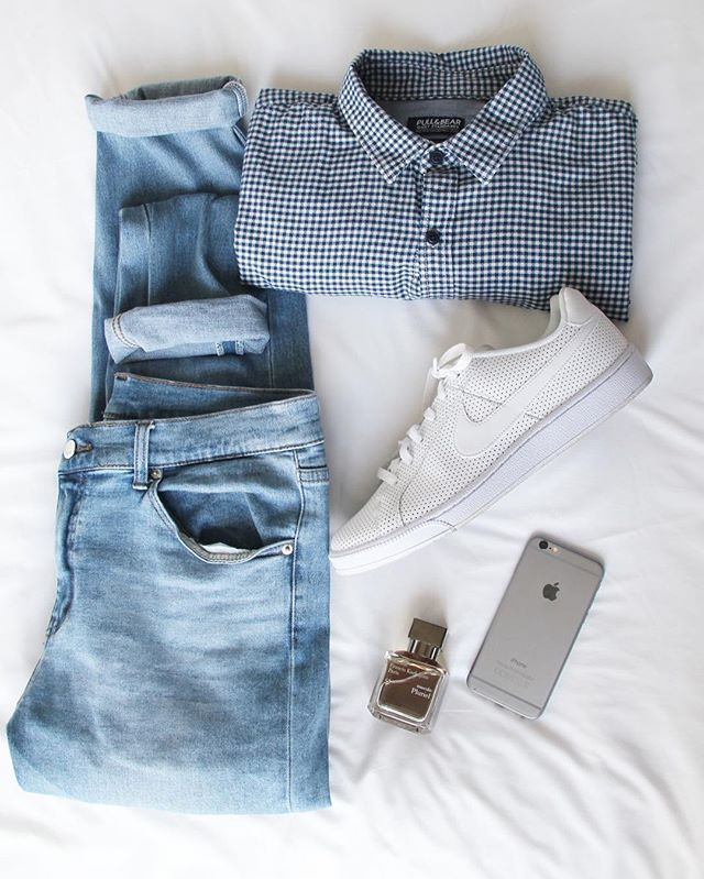 Outfit grid - Casual combo                                                                                                                                                     More
