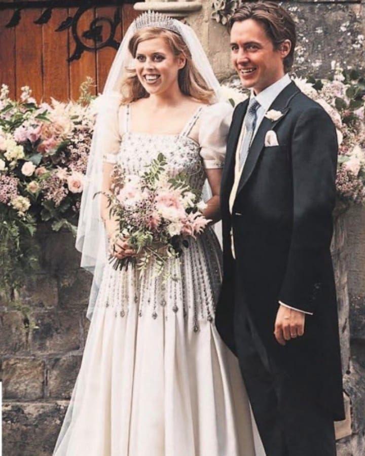 Gefallt 269 Mal 5 Kommentare The Duchess Of Cambridge Theduchess Ofcambridge Auf Instagram I Wish All The Best For Their Hochzeit Adele Eugenie Of York