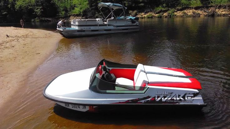 32 best images about Addictor Mini Boat on Pinterest | Boats, Minis and Speed boats