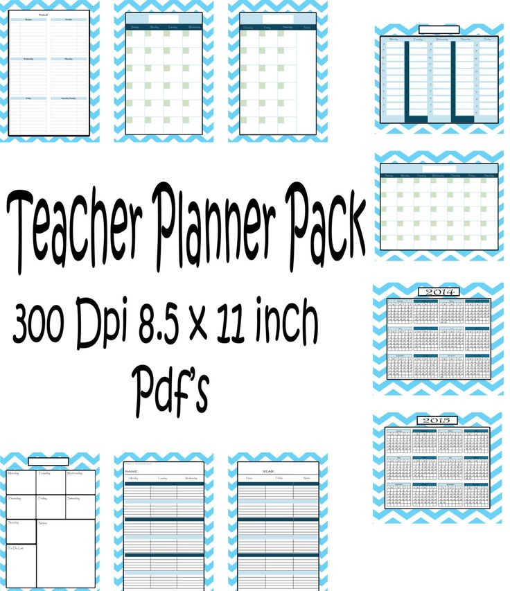 It is a photo of Légend Free Printable Teacher Planner Pdf
