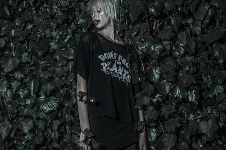Maaike 'Dont Feed the Plants' Collection Summer 14/15
