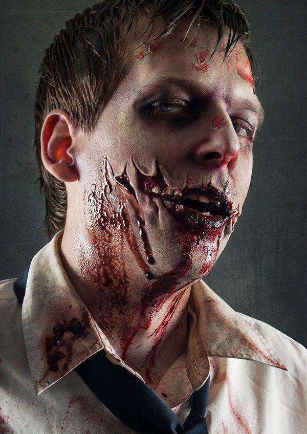 zombie wound maskworld.com                                                                                                                                                                                 Mehr