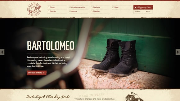 20 Excellent Examples of Icon Usage in Web Design