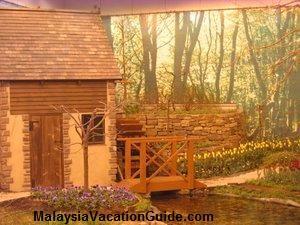 Shah Alam Malaysia  Agriculture Park Four Season House