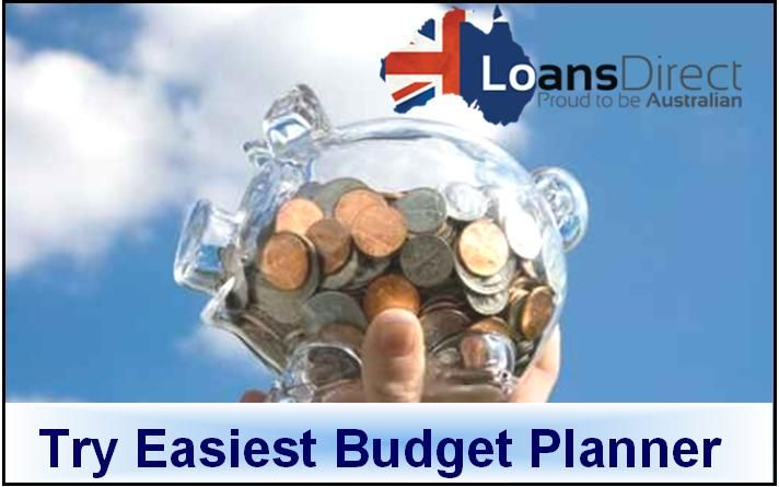 Want to reach your desired budget goals in 2015? Try #BudgetPlanner by #LoansDirect.