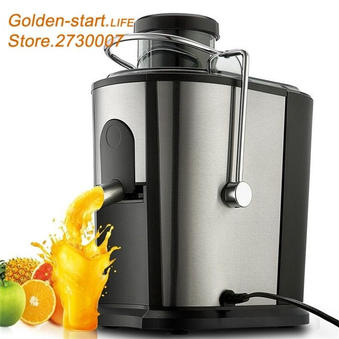 114.68$  Buy here - http://alid50.worldwells.pw/go.php?t=32779357417 - Good Quality  WJE 4001D Slow Juicer Fruit Vegetable Juice  maker  Low Speed Juice Extractor Household Drinking Machine  114.68$