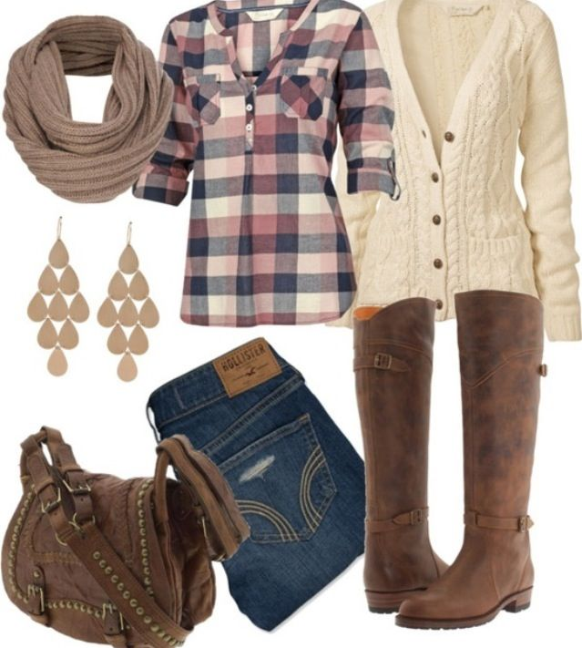 this would be the perfect outfit for a fall country concert