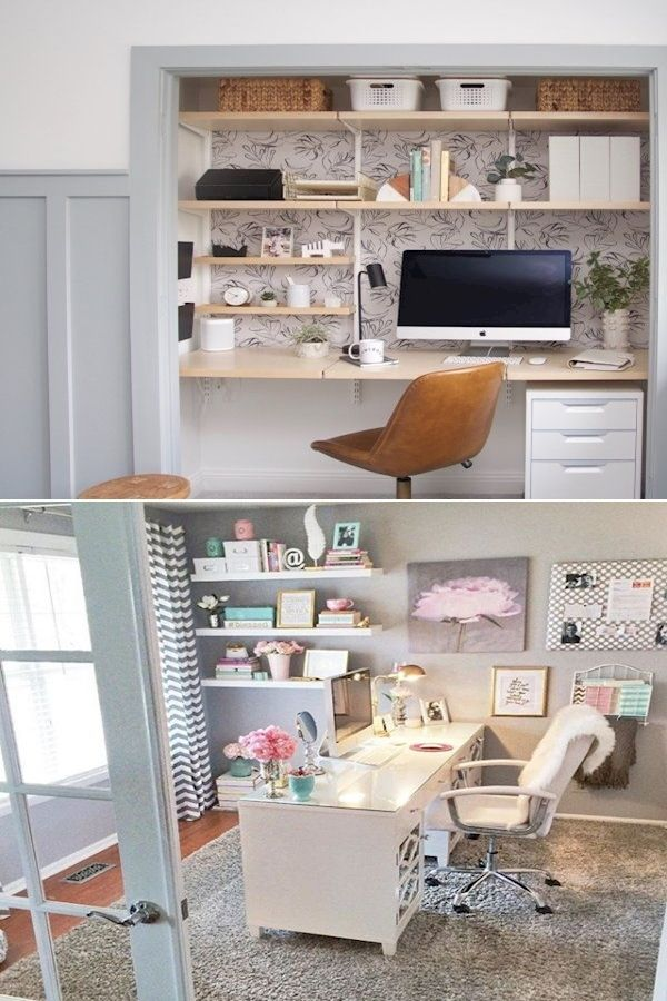 Great Home Office Ideas Women S Home Office Ideas His And Hers