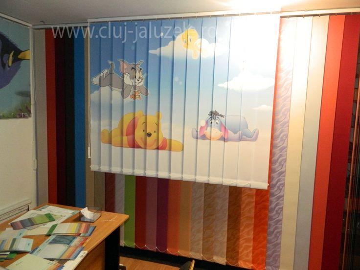Galerie Jaluzele Personalizate Cluj | Lexundros  Jaluzele personalizate pentru camera copiilor