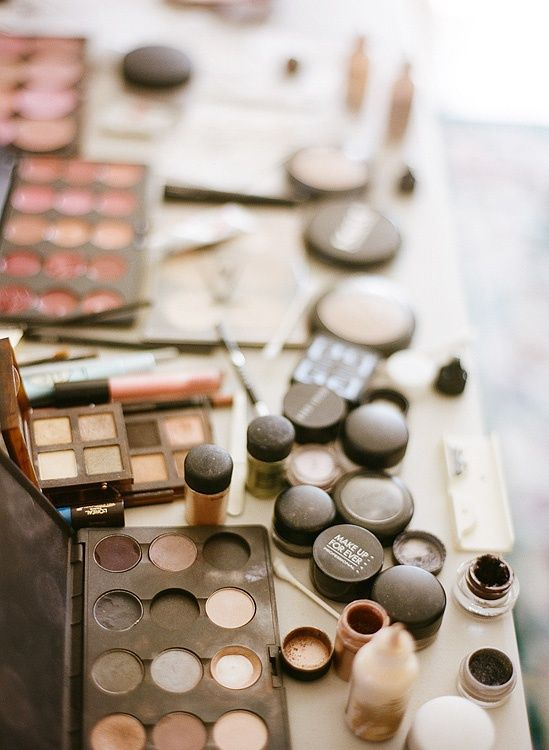 Cape Cod Collegiate-make up for ever (professional m.a love this brand)