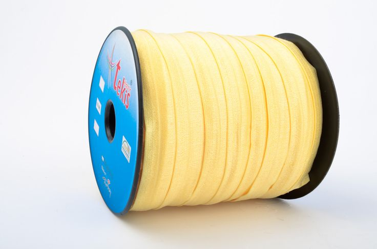 15 mm Bias Elastic / 100 m / Color