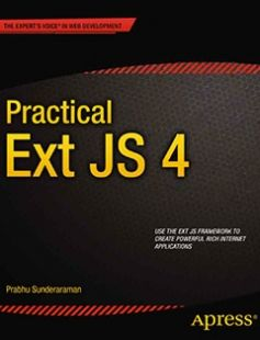 Practical Ext Js 4 free download by Prabhu Sunderaraman ISBN: 9781430260738 with BooksBob. Fast and free eBooks download.  The post Practical Ext Js 4 Free Download appeared first on Booksbob.com.