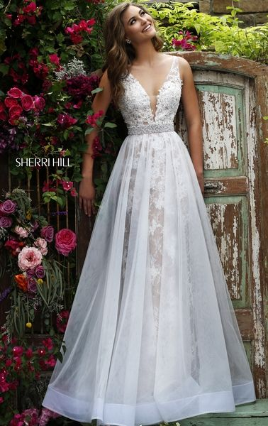 Sherri Hill fall 2015 collection (dress 11282)