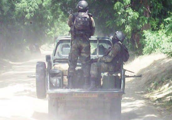 Lutte contre #BokoHaram : Près de 500 militaires #Cameroun-ais à Sambissa: Le bataillon est arrivé au Nigeria samedi dernier. Le… #Team237