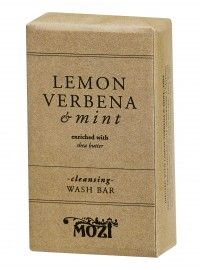 Lemon Verbena & Mint Wash Bar