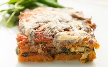 Chicken Vegetable Lasagne