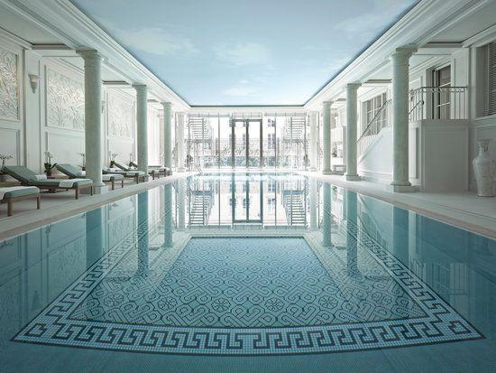 The 10 most amazing indoor pools