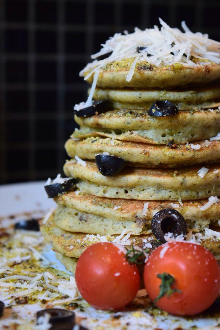 Zaatar Pancakes