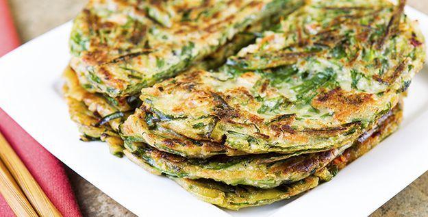 Pancake coreano - http://www.piccolericette.net/piccolericette/pancake-coreano/