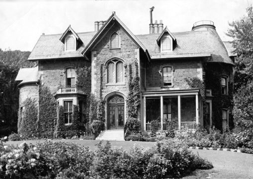 Breahead. My great grandfather's home on McTavish St in Montreal.  Later in his life he gave it to the army as a convalescence hospital for disabled soldiers.