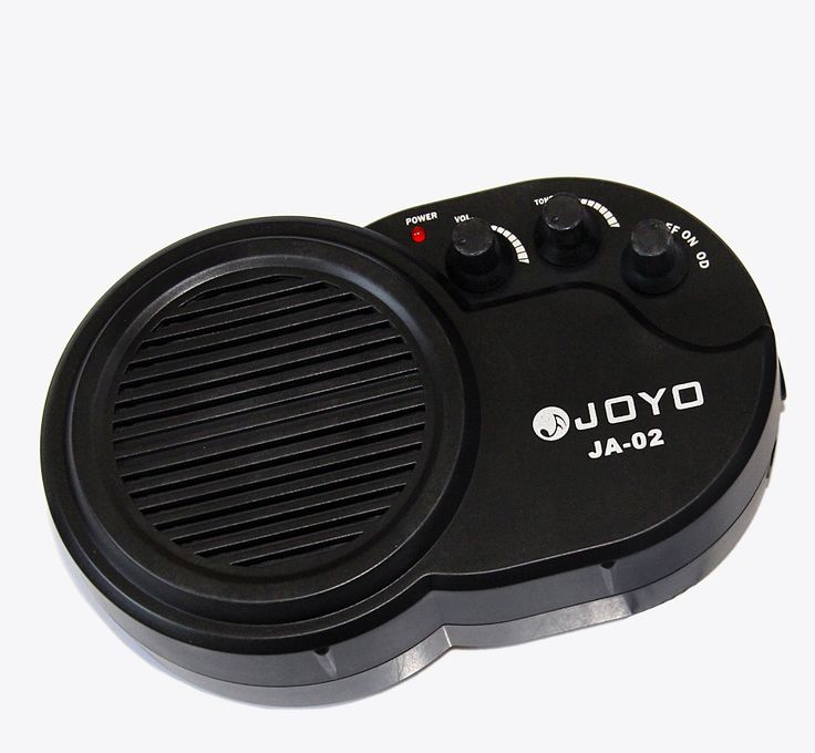 JA-02 Mini Guitar Amplifier with Clean and Distortion Effects / Guitar AMP for Sale PROMOTION
