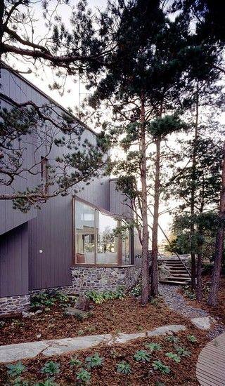 Villa Saga - Helin & Co Architects