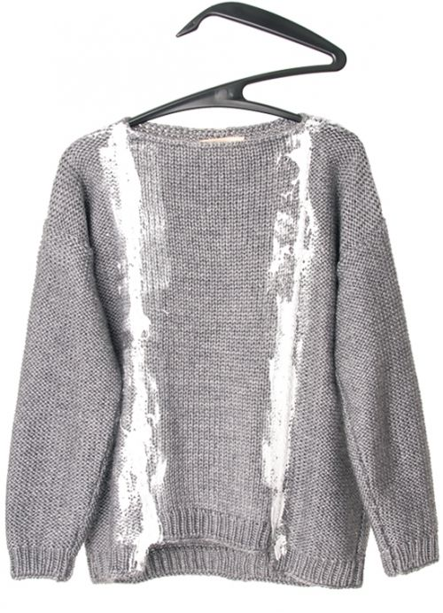 Knitted Sweater . mariaDovale . scar-id.com