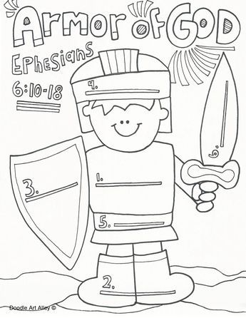 The Christmas Angel blog- teaching the armor of God!