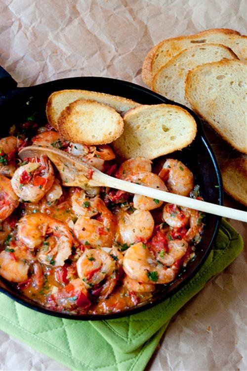 Cilantro Lime Shrimp | Food Comatose | Pinterest