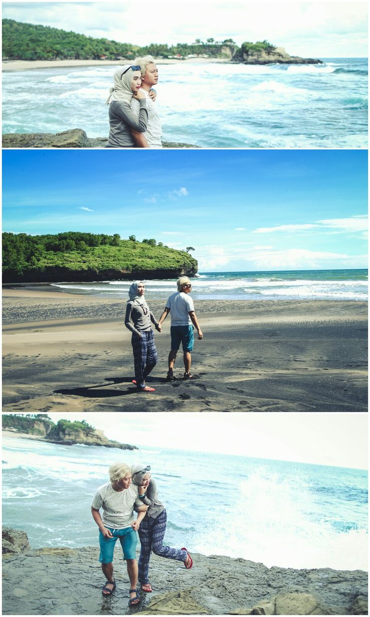 Pacitan Prewedding Concept  #pantai #prewedding #jogja #palembang #couple #love #instagram #lordoverall #photograph #canon #beach