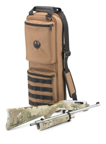 Limited edition Ruger 10/22 takedown. Multicam. Would love to have this.