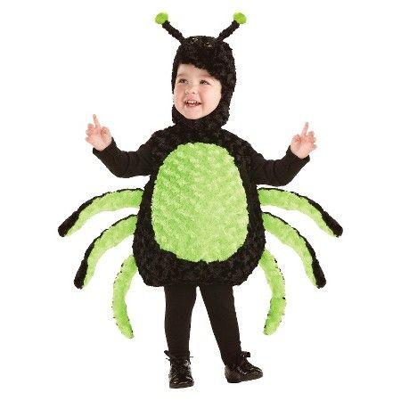 Toddler Spider Costume : Target