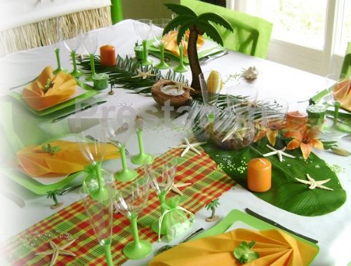 decoration-mariage-fete-table-des-antilles-orange-anis-marron-3