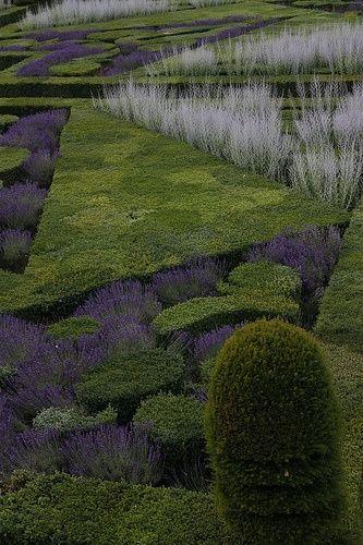 Villandry Castle Garden, France