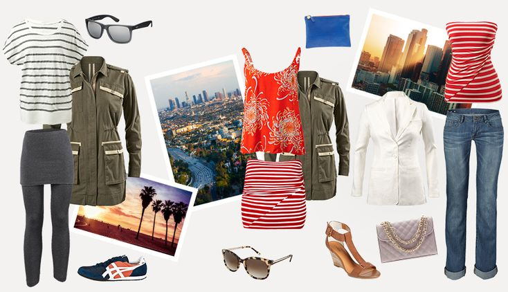 Summer Travel Packing Guide - CAbi Spring 2014 Collection  This is the easiest and most efficient way to travel - capsules.