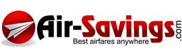 "Air-Savings strives to give travelers the opportunity to see ""the India that only Indians know."" And that opportunity starts by offering Air-Savings customers flights to India at better rates than competitors. As the premier online travel agent, providing affordable flights to the country is our forte.  http://www.air-savings.com/cheap-flights-to-india"
