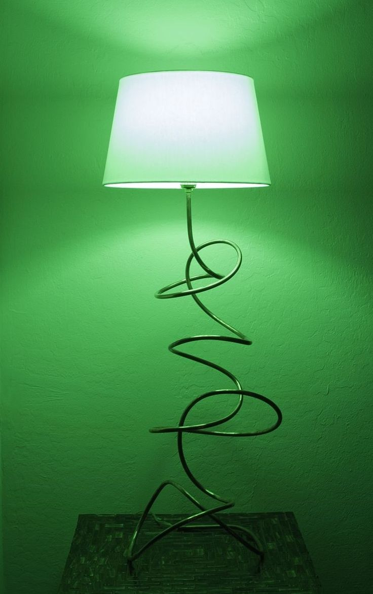 Custom Made Standing Lamp
