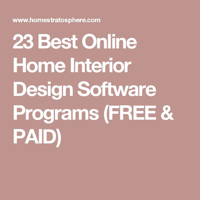 Best 25 Interior Design Software Ideas On Pinterest Home Design Software Free Diy Interior