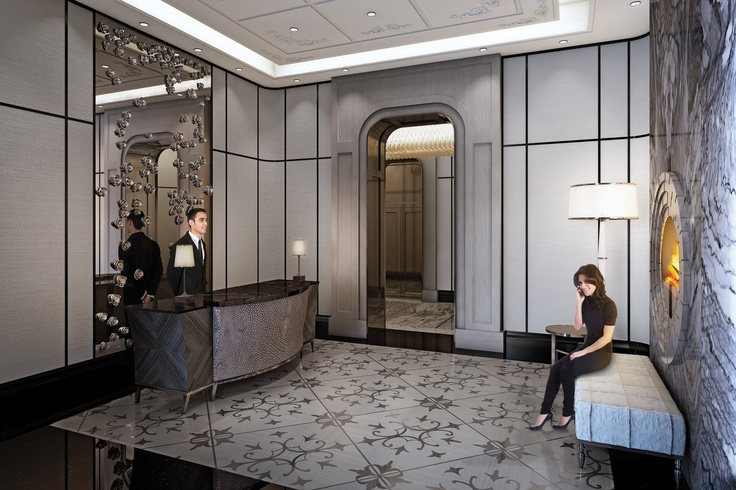258 Best Images About Hotel Lift Lobby On Pinterest