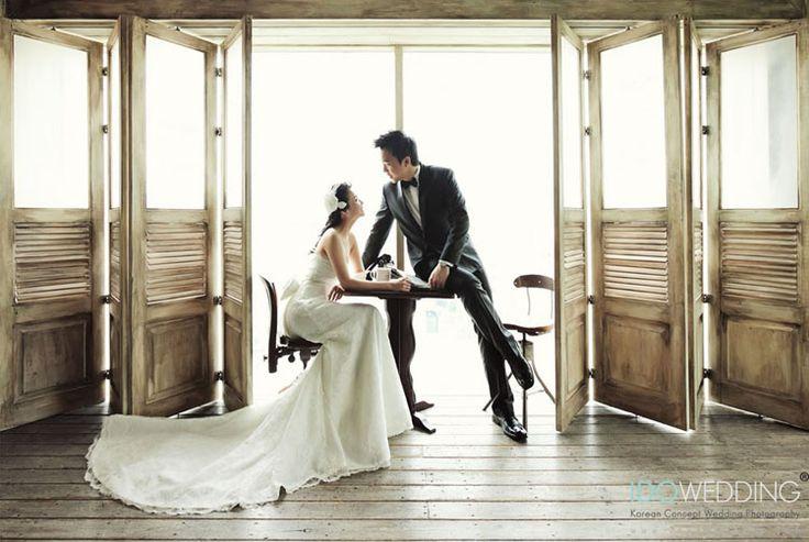 Louis & Carmen in Seoul, 2011 Korea Wedding Photo with IDOWEDDING (www.ido-wedding.com)