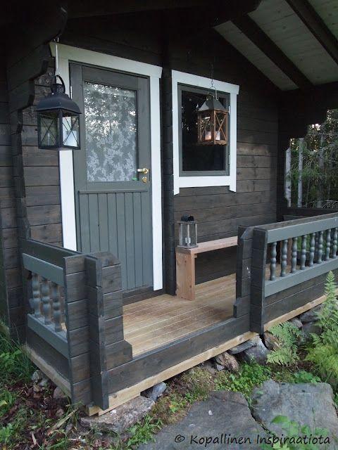 Kopallinen inspiraatiota Ulkosauna - Outdoor sauna