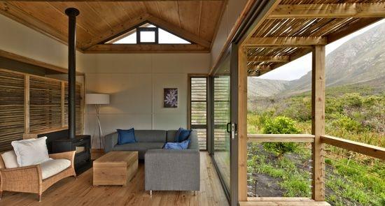 Kogelberg Biosphere cabin