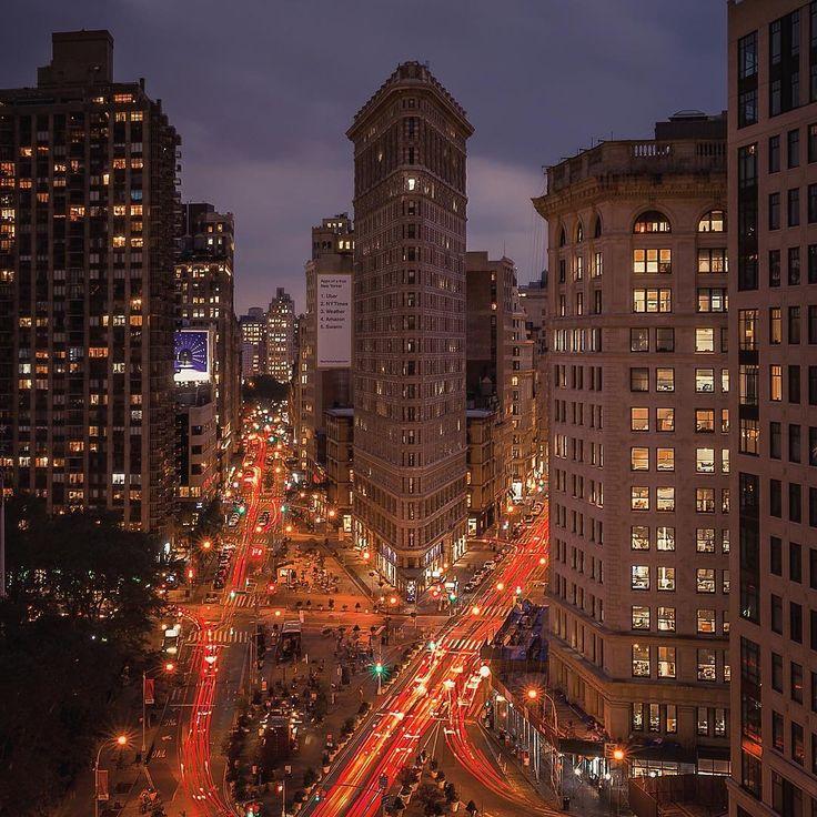 1000+ Ideas About Flatiron Building On Pinterest